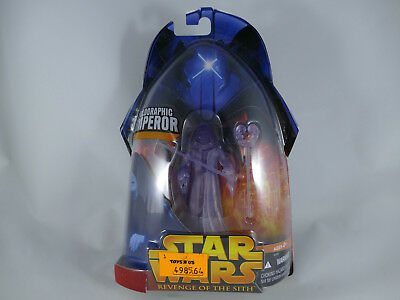Ro2 Star Wars Revenge Of The Sith Holographic Emperor Rots Moc