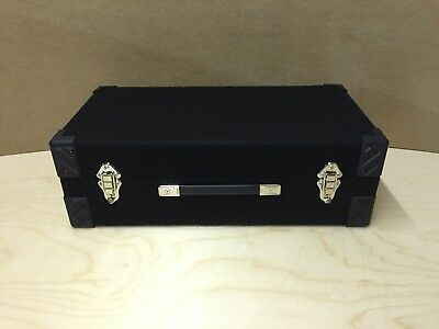 """7"""" inch Singles Vinyl Record DJ Carry Case Storage Box Tough Strong Holds 300"""