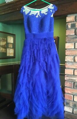 5a8306779b PROM DRESS STACEES. Hand Made Brand New Beautiful Bridesmaid Size 14 ...