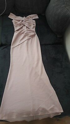 dusky pink bridesmaid dresses