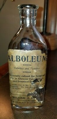 VINTAGE 1920s READING,  PA PHARMACY APOTHECARY BTL