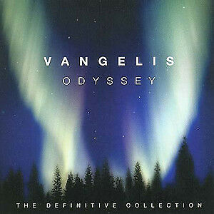 Vangelis - Odyssey (The Definitive Collection) (CD)