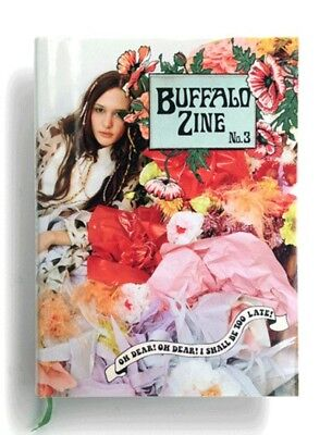 Buffalo Zine #3, new & sealed copy of sold out rarity