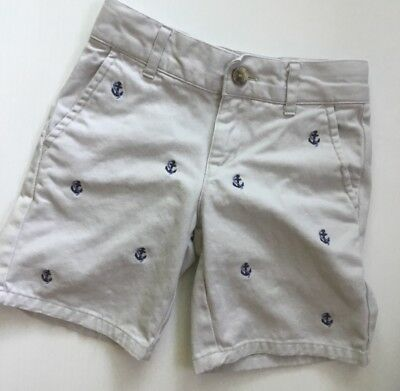 janie and jack 3t boys shorts anchor