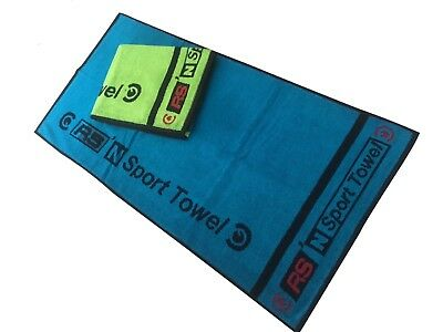 Bi-Color, RS' N Sports Gym Towel, 100%Cotton Jacquard, New Colours Coming soon
