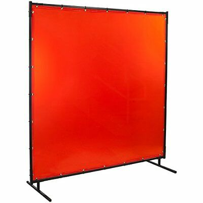 Steiner 538-6X8 Protect-O-Screen Classic Welding Screen with Flame (6' x 8')