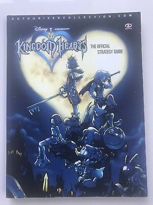Kingdom Hearts Piggyback Official strategy guide