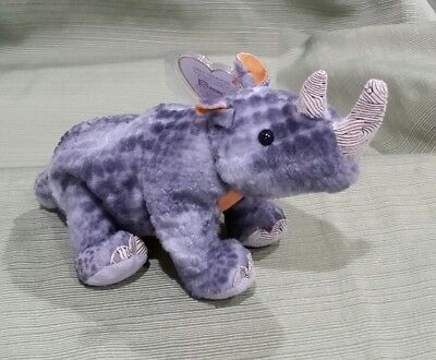 d281a9b0e82 TY BEANIE BABY - NAMI the Black Rhino - Pristine with Mint Tags ...