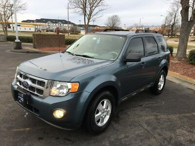 2011 Ford Escape XLT 2011 Ford Escape XLT