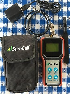 SureCall Five-Band RF Signal Meter for 4G LTE, Cellular, PCS and AWS CM-METER-01