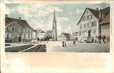 12576858 Amriswil TG Teilansicht Kirche Amriswil