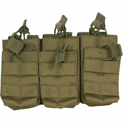 Viper Tactical Treble Duo Unisex Pouch Mag - Olive Green One Size