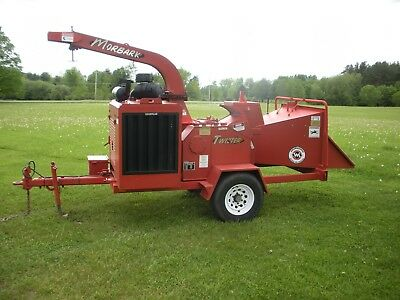 "2006 Morbark Twister 12"" Wood Chipper (580 hrs)"