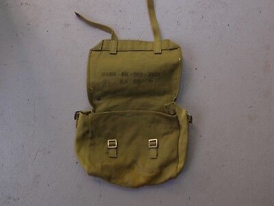 Australian Army Vietnam War Era Small pack WW2 Webbing Type 1969