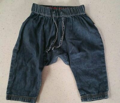 BONDS ROOMIES denim look pants Size 00 unisex