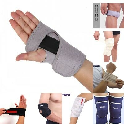 Adjustable Patella Tendon Strap Knee Support Wrist Brace Runners Pain Band NHS