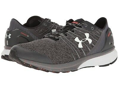 the best attitude db4e6 b7ec6 Under Armour Men's Charged Bandit 2 Running Shoes, Rhino Gray ( Size 9 M )