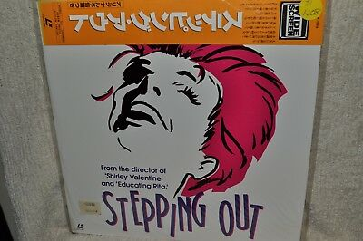 Laserdisc Stepping Out Widescreen Edition