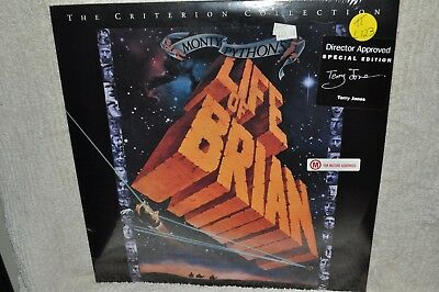 Laserdisc The Life of Brian Criterion Collection