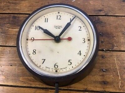 Old Smiths Clock