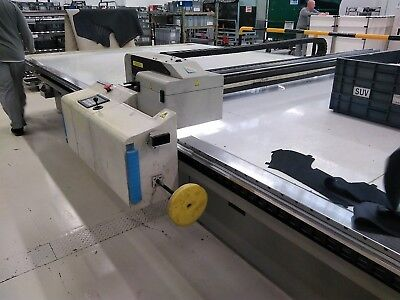 Gerber Taurus 2 Leather cutting system year 2005 size 9X24
