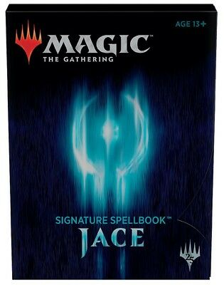 Magic Signature Spellbook Jace (Englisch) Magic the Gathering MTG