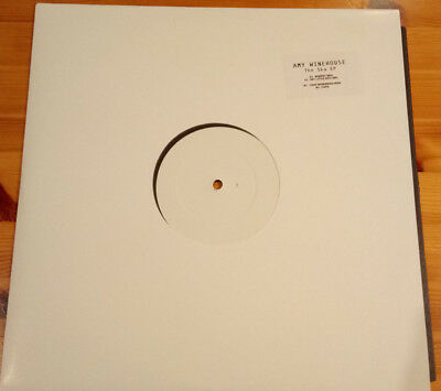 "Amy Winehouse - The Ska EP 12"" White Label Vinyl"