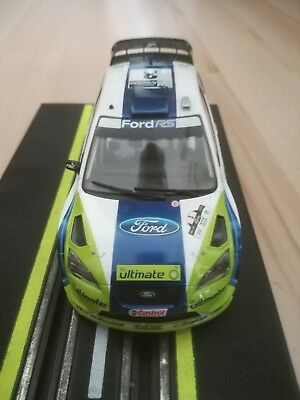 scalextrix 1:32 Ford Focus Rally 4WD