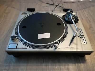 Technics SL-1200 MK2 Turntable - Plattenspieler - High End