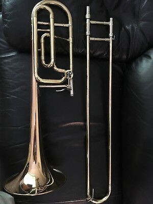 Benge 165F Trombone, Absolutely stunning! No Dents / Reduced Price!