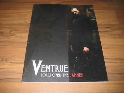 Vampire The Requiem Ventrue Lords Over the Damned White Wolf 2008  WW25112 TOP