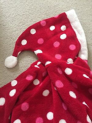 M&S Girl 18-24 Months Dressing Gown Beautiful