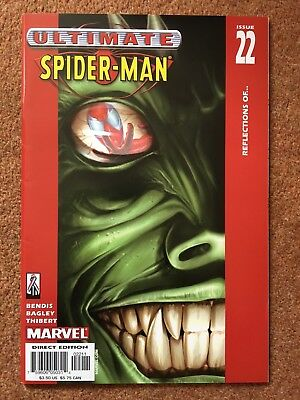 Ultimate Spider-Man #22 Reflections Of ... (2002, Marvel) Brian Michael Bendis