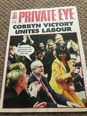 Private Eye 1428 30 September 2017 CORBYN VICTORY UNITES LABOUR