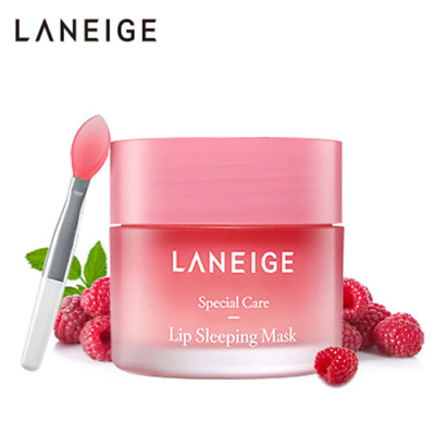 LANEIGE Lip Sleeping Care Mask 20 gram Smooth Berry Korea Cosmetic All Skin
