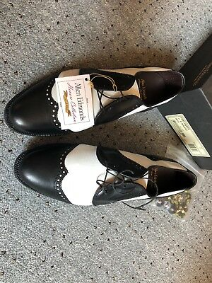 Allen Edmonds Herren Golfschuhe Fort Worth 11D Mod.4019 NEU