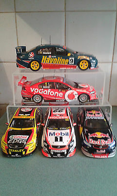 """Double """"Stacker"""" Display Stand for 1:18 Diecast vehicles"""