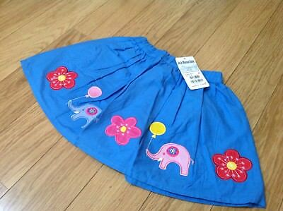 JoJo Maman Bebe Applique Elephant Skirt 4-5 Years BNWT! Sold Out!