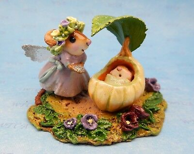 PIXIE DUST by Wee Forest Folk, M-448x Mouse Expo 2018 Event Piece GREEN LTD