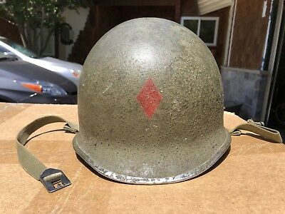 5th Infantry Division m1 Helmet