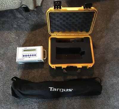 Sun Nuclear Model 1028 Proffesional Continuous Radon Monitor