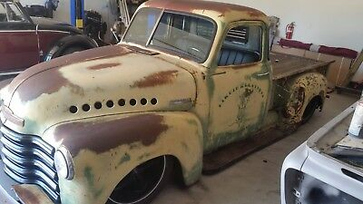 1953 Chevrolet Other Pickups  1953 Chevy 3100 Shop Truck, Rat Rod, Hot Rod