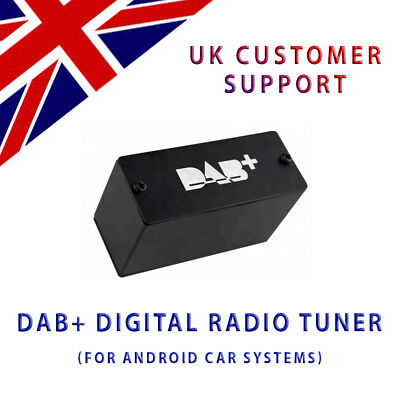DAB + Digital Radio Tuner USB Digital DAB+ Radio for Android Car GPS