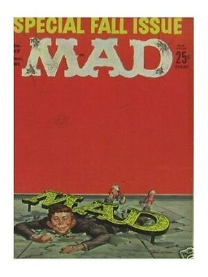 MAD 31 issues #s 26. 37, 48, 53, 62-64, 73-87, 89-95, 97,98