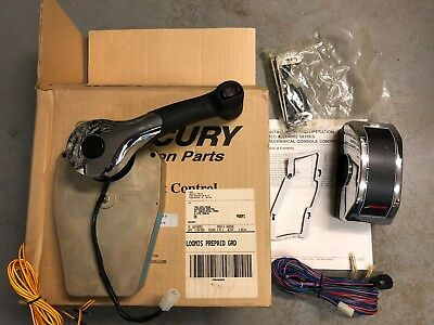 Mercury Throttle/Shift Control Part # 877700A13