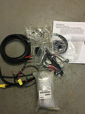 Mercury Electric Started Kit , Part # 50-853805A07 Superseded to 8M0071380