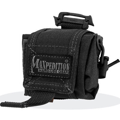 Maxpedition Mini Rollypoly Unisex Pouch Dump - Black One Size