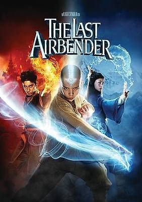 The Last Airbender (DVD, 2010) SHIPS IN 1 BUSINESS DAY W/TRACKING