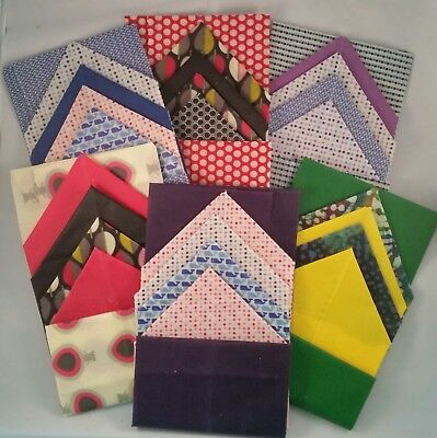 BEESWAX FOOD WRAPS  Various colours and sizes.  Say no to cling wrap
