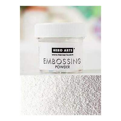 NEW Hero Arts Embossing Powder 1Oz - Ultra Fine - Clear